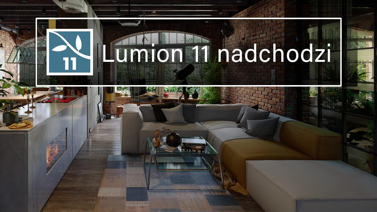 Lumion 11 Teaser 1 PSD Image w Graphic PL - Lumion 11 nadchodzi!