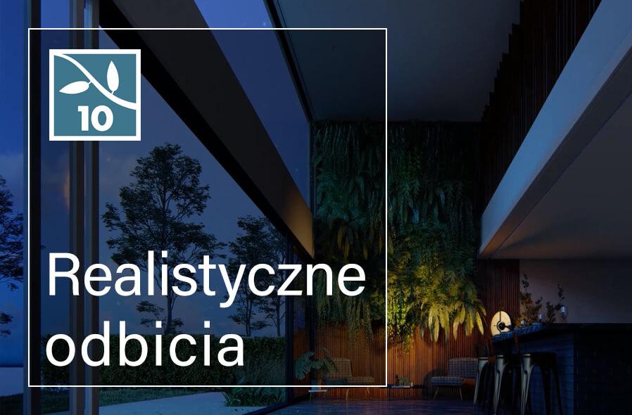 blog 10 w1 - Realistyczne odbicia - wizualizacja architektury 3D | Samouczek Lumion 10